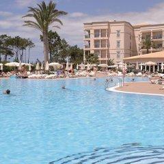 Отель Riu Palace Algarve Португалия, Албуфейра - отзывы, цены и фото номеров - забронировать отель Riu Palace Algarve онлайн пляж фото 2
