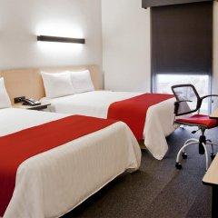 Отель City Express Ciudad Victoria комната для гостей