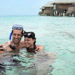 Отель Coco Bodu Hithi Мальдивы, Остров Гасфинолу - отзывы, цены и фото номеров - забронировать отель Coco Bodu Hithi онлайн бассейн фото 2