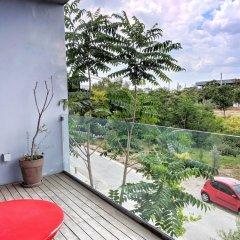 Апартаменты Verde Apartments балкон