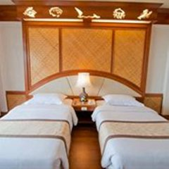 Golden Beach Hotel Pattaya комната для гостей фото 5
