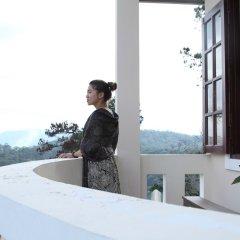 Отель Misty Hill Далат балкон