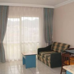 Interconti Apart Hotel Мармарис комната для гостей фото 3