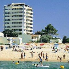 Отель Pestana Alvor Atlântico Residences Португалия, Портимао - отзывы, цены и фото номеров - забронировать отель Pestana Alvor Atlântico Residences онлайн пляж фото 2