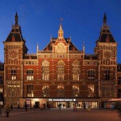 Отель Mercure Amsterdam City городской автобус