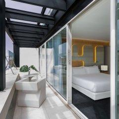 Отель Room Mate Oscar Испания, Мадрид - отзывы, цены и фото номеров - забронировать отель Room Mate Oscar онлайн балкон