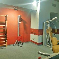 Отель Plus Welcome Milano фитнесс-зал фото 3