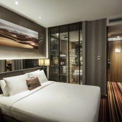 Отель The Continent Bangkok by Compass Hospitality 4* Номер Делюкс с различными типами кроватей фото 14