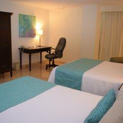 Astur Hotel y Suites удобства в номере фото 2