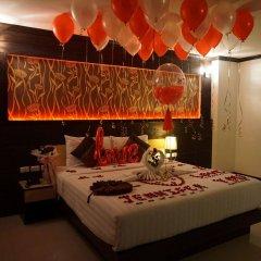 Patong Mansion Hotel сейф в номере