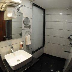 Отель Grand Rajputana Индия, Райпур - отзывы, цены и фото номеров - забронировать отель Grand Rajputana онлайн ванная фото 2