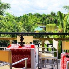 Ibom Hotel & Golf Resort балкон