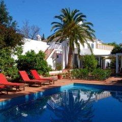 Отель Casa Da Palmeirinha Португалия, Портимао - отзывы, цены и фото номеров - забронировать отель Casa Da Palmeirinha онлайн бассейн фото 2