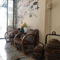 Отель Bangkok Sanookdee - Adults Only интерьер отеля фото 2