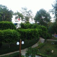 Отель Palmet Beach Resort Кемер приотельная территория фото 2