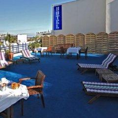 Отель Palm Beach Франция, Канны - отзывы, цены и фото номеров - забронировать отель Palm Beach онлайн бассейн фото 2
