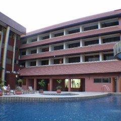 Отель Royal Nick Тема бассейн