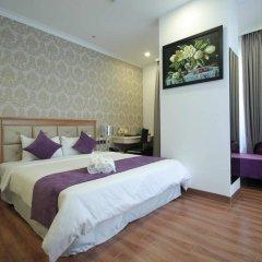 Отель Le Duy Grand Хошимин комната для гостей фото 4