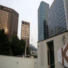 K-POP Hotel Seoul Station балкон