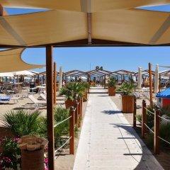 Отель Mocambo Италия, Риччоне - отзывы, цены и фото номеров - забронировать отель Mocambo онлайн пляж фото 2