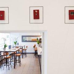 Отель Burns Art Дюссельдорф питание фото 2