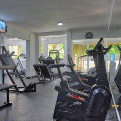 Отель Coral Costa Caribe - Все включено Доминикана, Хуан-Долио - 1 отзыв об отеле, цены и фото номеров - забронировать отель Coral Costa Caribe - Все включено онлайн фитнесс-зал фото 2