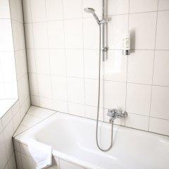 Отель Marienthal Garni Германия, Гамбург - отзывы, цены и фото номеров - забронировать отель Marienthal Garni онлайн ванная фото 2