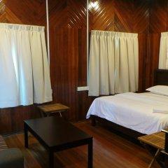 Отель Scuba Tiger Semporna Holiday Resort комната для гостей
