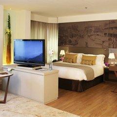 Отель Grand Diamond Suites Hotel Таиланд, Бангкок - отзывы, цены и фото номеров - забронировать отель Grand Diamond Suites Hotel онлайн комната для гостей фото 4