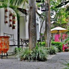 Hotel Rosa Morada Bed and Breakfast фото 7