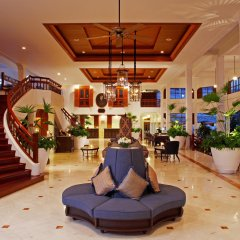 Отель Centara Grand Beach Resort & Villas Hua Hin Таиланд, Хуахин - 2 отзыва об отеле, цены и фото номеров - забронировать отель Centara Grand Beach Resort & Villas Hua Hin онлайн интерьер отеля
