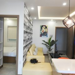 Апартаменты SeAHOMES Apartment Nha Trang Нячанг комната для гостей фото 3