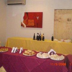 Отель San Vincenzo Rooms Vigonza Италия, Вигонца - отзывы, цены и фото номеров - забронировать отель San Vincenzo Rooms Vigonza онлайн питание фото 3