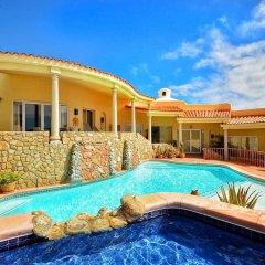 Отель Casa Lorena 4 Bedrooms 3.5 Bathrooms Home Педрегал бассейн