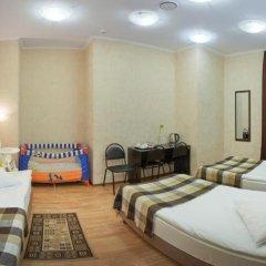 Гостиница ГородОтель на Казанском Стандартный номер с двуспальной кроватью фото 12