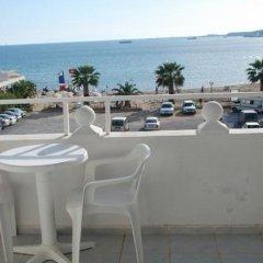 Kusmez Hotel Турция, Алтинкум - отзывы, цены и фото номеров - забронировать отель Kusmez Hotel онлайн балкон