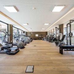 Hotel Prokulus Натурно фитнесс-зал