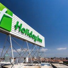 Отель Holiday Inn Lisbon Португалия, Лиссабон - 1 отзыв об отеле, цены и фото номеров - забронировать отель Holiday Inn Lisbon онлайн пляж фото 2
