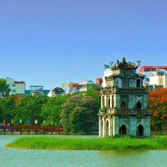 Отель Hanoi Central Homestay Ханой приотельная территория фото 2