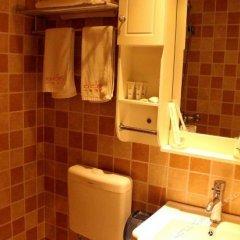 Отель yijiajiudian ванная