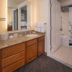 Отель Residence Inn Arlington Rosslyn ванная