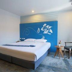 Отель Days Inn by Wyndham Patong Beach Phuket Таиланд, Карон-Бич - 1 отзыв об отеле, цены и фото номеров - забронировать отель Days Inn by Wyndham Patong Beach Phuket онлайн комната для гостей фото 2