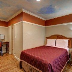 Отель Geneva Motel США, Инглвуд - отзывы, цены и фото номеров - забронировать отель Geneva Motel онлайн комната для гостей фото 2