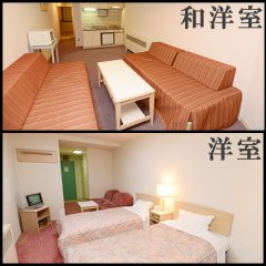 Hotel Listel Inawashiro Main Building Condominium Айдзувакамацу комната для гостей фото 5