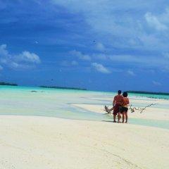 Отель Tahiti Sail and Dive пляж фото 2