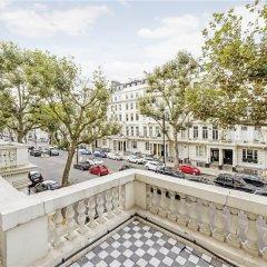 Отель 130 Queen's Gate Apartments Великобритания, Лондон - отзывы, цены и фото номеров - забронировать отель 130 Queen's Gate Apartments онлайн балкон