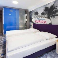 Отель Walhalla Guest House Швейцария, Цюрих - отзывы, цены и фото номеров - забронировать отель Walhalla Guest House онлайн комната для гостей фото 3