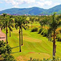 Апартаменты Sanya Lucky Island Holiday Garden Apartment спортивное сооружение