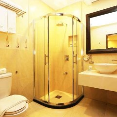 Palm Grass Hotel ванная