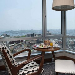 The Marmara Pera Турция, Стамбул - 2 отзыва об отеле, цены и фото номеров - забронировать отель The Marmara Pera онлайн балкон